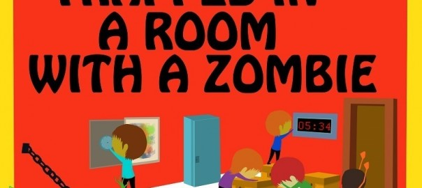Room Escape Adventures: Trapped in a Room with a Zombie