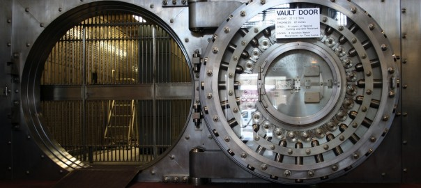 Cliffhanger Rooms: Bank Vault Heist