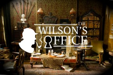 Live Escape Essex: Dr Wilson's Office