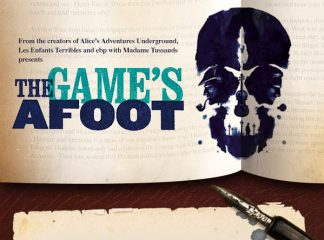 The Game's Afoot: The Case of the Poisonous Poet