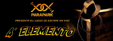 ParaPark Malaga: The Fourth Element