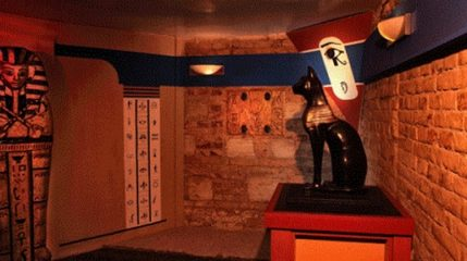 Escape Room Centre: Egyptian Room