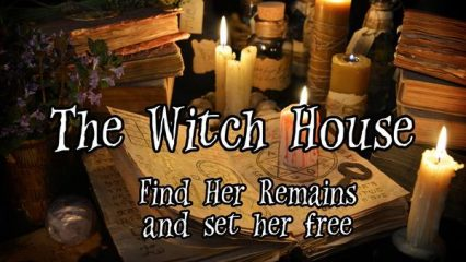 The Panic Room (Harlow): The Witch House