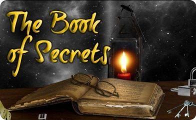 Clue Adventures: The Book of Secrets