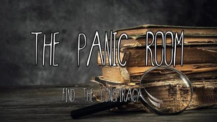 The Panic Room (Harlow): The Panic Room