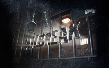 LockIn Real Escape: Jail Break