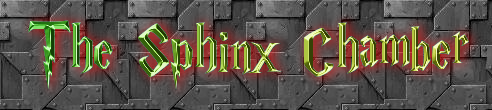 Room Escape MK: The Sphinx Chamber
