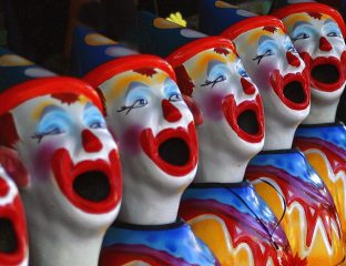 Trapped In: Crazy Clown's Carnival