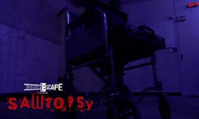 moviESCAPE: SAWtopsy