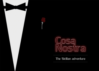 Logiclock Nottingham: Casa Nostra - the Sicilian Adventure