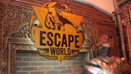 Amsterdam Escape Review: Escape World (Harbour and Waterlooplein)