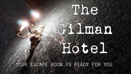 The Panic Room Gravesend: The Gilman Hotel