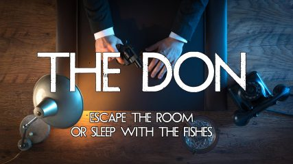 The Panic Room Gravesend: The Don
