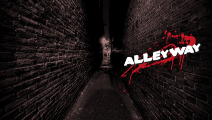 Clockwork Escapes (Wolverhampton): Alleyway