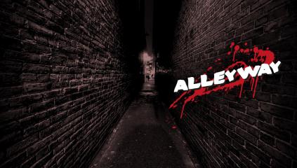 Clockwork Escapes (Wolverhampton): Alleyway