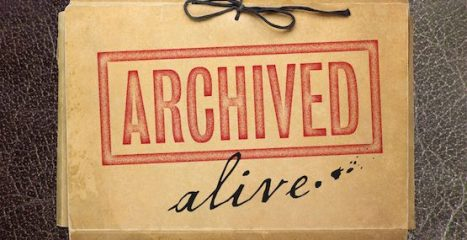 History Mystery (Norwich): Archived Alive