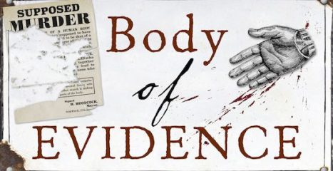 History Mystery (Norwich): Body of Evidence