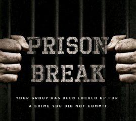 Room Lockdown (Essex): Prison Break