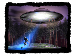 Escaper MK (Milton Keynes): Alien Abduction