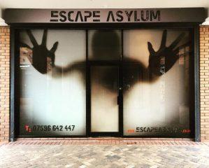 Escape Asylum (Leicester): Hostage