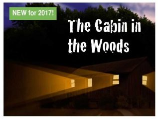 Escape from the Room (London): The Cabin in the Woods