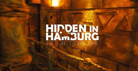 Hamburg Escape Rooms: Hidden in Hamburg (Captain San Diego)