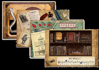 iDventure: Unfinished Case of Holmes