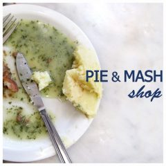Do Stuff Escape (London): Pie & Mash Shop