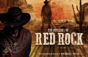 Trapp'd Peterborough: The Outlaws of Red Rock