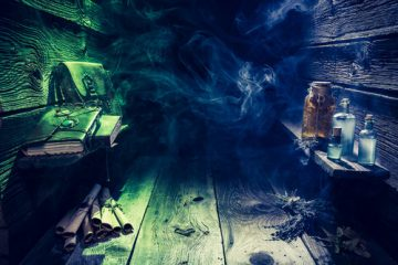 Escape London - Shadwell: Witchcraft and Wizardry