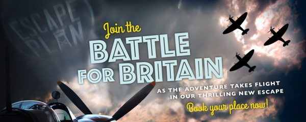 Escape Plan (London): The Battle for Britain