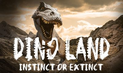 The Panic Room (Gravesend): Dino Land