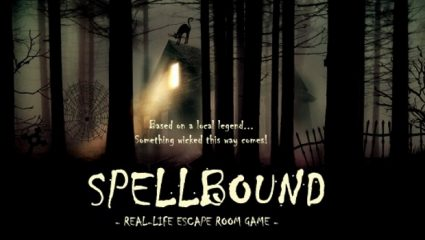 Make Your Escape (Derby): Spellbound