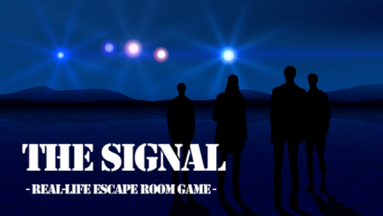Make Your Escape (Derby): The Signal