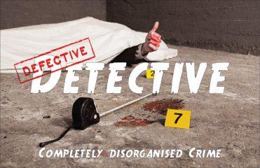 The Panic Room (Gravesend): Defective Detective