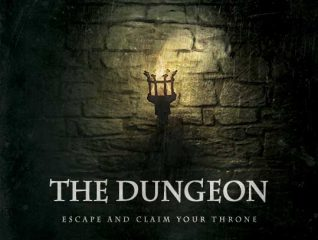 Stuck in the Riddle (Huddersfield): The Dungeon