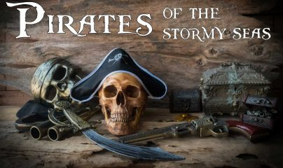 Escape Kent (Canterbury): Pirates of the Stormy Seas