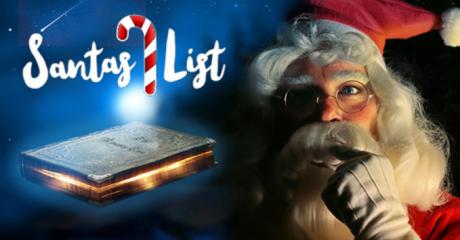 Indizio (Köln/Cologne): Santa's List