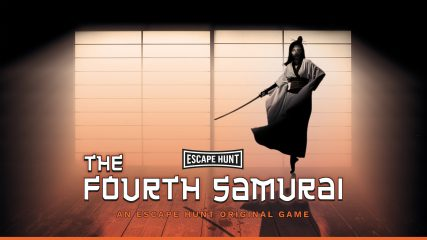 Escape Hunt (Leeds): The Fourth Samurai