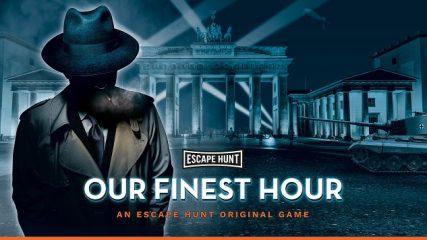 Escape Hunt (Leeds): Our Finest Hour