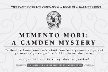 A Door in a Wall (London): Memento Mori