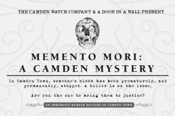 A Door in a Wall (London): Memento Mori