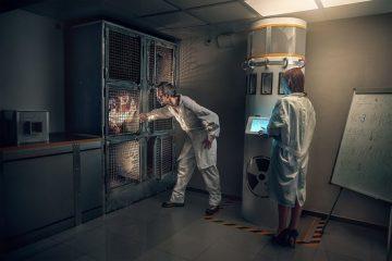 AIM Escape (London): Patient Zero 2150