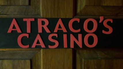 Rock Escape Rooms (Gibraltar): Casino