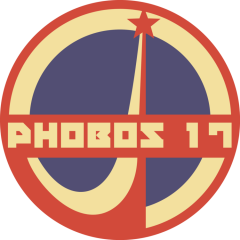 Mostly Harmless (London): Phobos 17