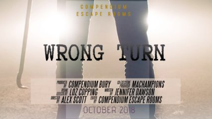 Compendium (Bury): Wrong Turn