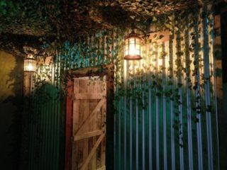 Wirral Escape Rooms: The Curse of the Golden Lion