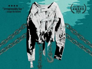 Mostly Harmless at the Vault Festival (London): Escape the Jacket