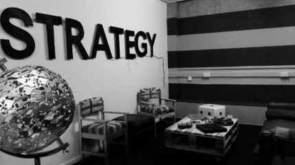 The Strategy (Sunderland): The Box, The Way to Wonderland, The Vault