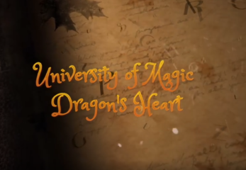 Lucardo Rawtenstall - University of Magic: Dragon's Heart.